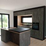 Atelier des cuisines bois menuiserie cuisiné moderne sur mesure
